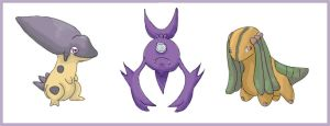 Pokemon fifth gen pre evos by shinyscyther