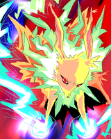 Jolteon is cool by duhperson