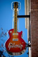 Gibson Guitar by TomFawls