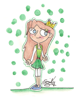 PnF OC - Lauren Porter. by Pinky1babe