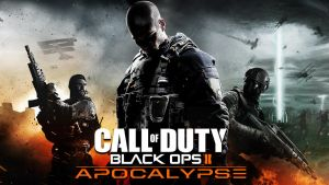 Call Of Duty Black Ops 2 Apocalypse DLC by vgwallpapers