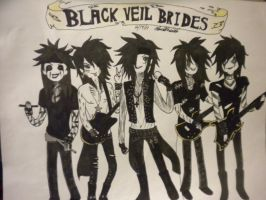 Its BVB TIME by Kona-chan19