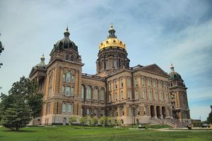 Iowa Capitol Building by Anachronist84