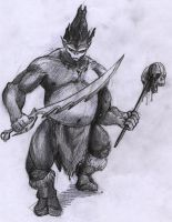 Goblin King by MorguLord33