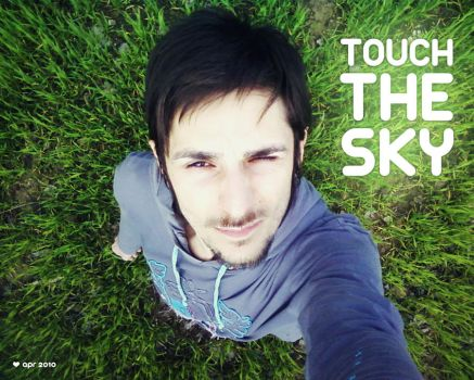 Touch the sky by perfectflow