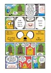 Adventure Time. The Stuff Behind the Door. Page 4 by RobWake