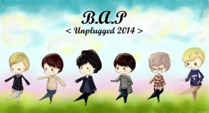 BAP Unplugged 2014 by mellie-berry