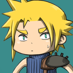 Chibi Cloud by Angy89
