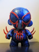 Spiderman 2099 Munny by skylineBARR