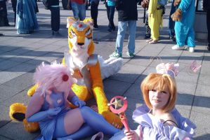 :MCM Oct 11: CCS Cosplay by TheLupineOne