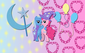 Trixie Pie wallpaper by AliceHumanSacrifice0