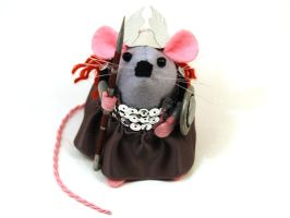 Bruunhilde Mouse by The-House-of-Mouse