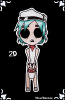 Chibi 2D by MelisaRodriguez
