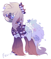 Angler Pony Adopt Set Price-(OPEN) by Faw-n