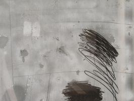 Transient State (homage to Twombly) by entropic-mysteries