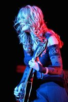 Heart: Nancy Wilson II by basseca