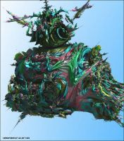 Fractalus the First by chrisntheboat