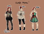 Outfit Meme by MhhKiwii