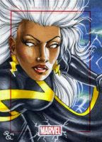 Marvel 70th, Storm 2 by Dangerous-Beauty778