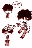 Chibi Class Semester 2 Lesson 2: SSSSSSSStyle~ by MadRoseKai