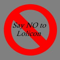 Say No To Lolicon by DarkFallenGoddess