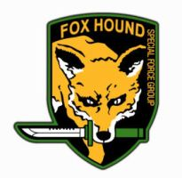 Foxhound Icon by SolidAlexei