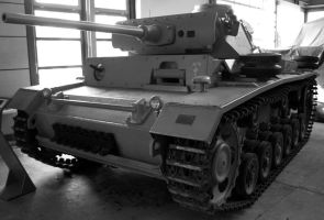 PzKpfw III Ausf. M  Sd.Kfz. 141-1 by dunklerfruehling