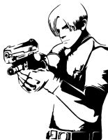 RE : Leon S. Kennedy by KinkyPokemon