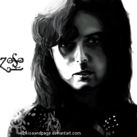 Jimmy Page by WithKisaAndPage