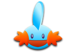 mudkip by darkheroic