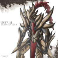 Skyrim Armor Concept by tnguye3