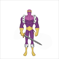 Barao Zemo by Carcharocles