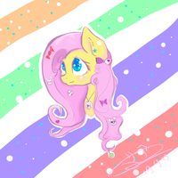 Fluttershy by LeaSmile