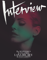 Lana Del Rey - Interview Magazine by other-covers