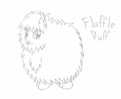 Fluffle Puff by ProjectSNT