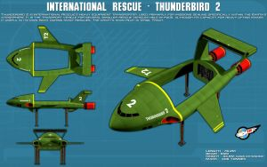 Thunderbird 2 [2] ortho [new] by unusualsuspex