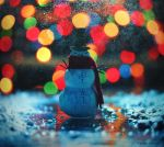 Alone for Christmas by MyLifeThroughTheLens
