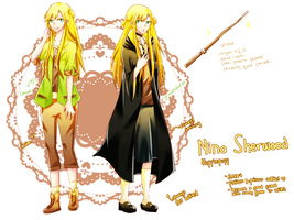 Pottermore Chara Sheet by bluemanaphy