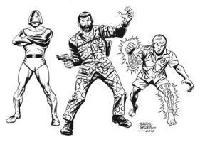 Yo Joe Inked - benitogallego by TheDeviantMakepeace