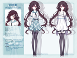 D'Academie: Shirogane Tsubomi by silverblossoms