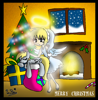 Merry Christmas by NeonCabaret