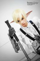 White Smith as Me From Ragnarok Online by waynelhubxu