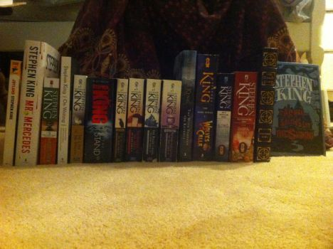 My Stephen King Collection by ISS51