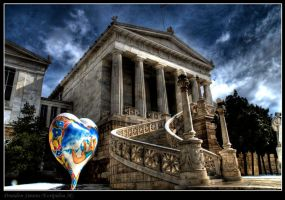 hearts in Athens HDR by poseidonsimons-s