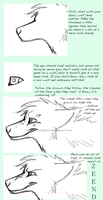Snarling Wolf Tutorial by WolfGoth