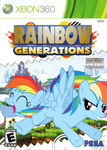 Rainbow Generations by nickyv917