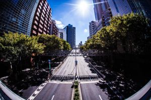 Shinjuku Highway by hanpanman