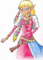 Zelda by CloudKiller7