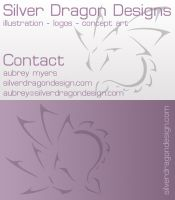 New Business Card by armaina