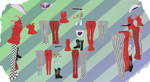 MMD HK Outfit 1 by MMD3DCGParts
